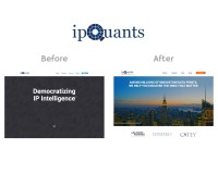 Marketing website redesign
